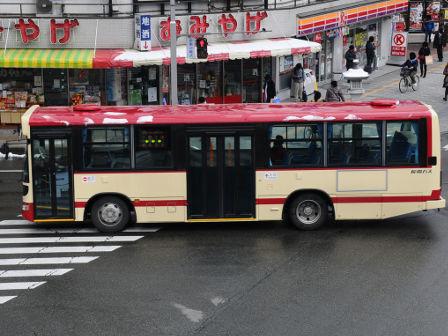 長野市を走る路線バス応援サイト